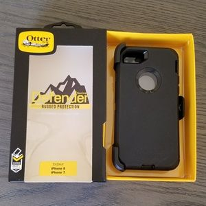 iPhone 8 iPhone 7 Otterbox Defender Case